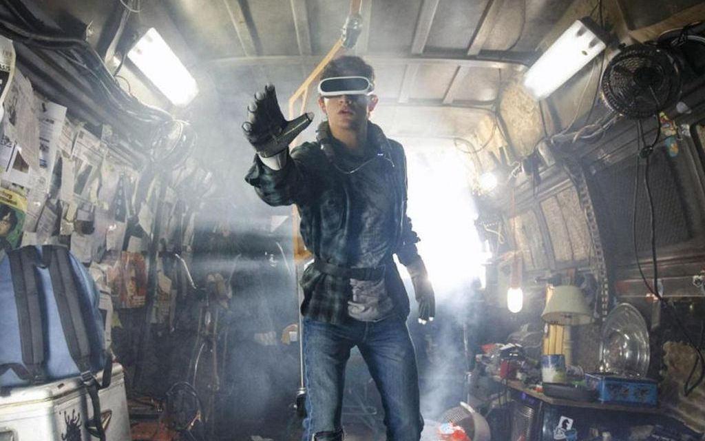 <em>READY PLAYER ONE</em> | In a world of its own