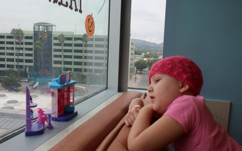 KIDS AND CANCER  Resident of nearby Rocketdyne shines light on unusual diagnoses