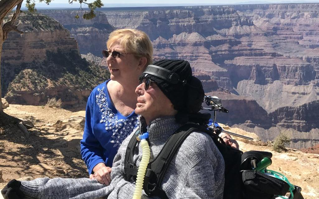 MAKING IT WORK | Love, joy of life stronger than any disability for certain Ventura County couples