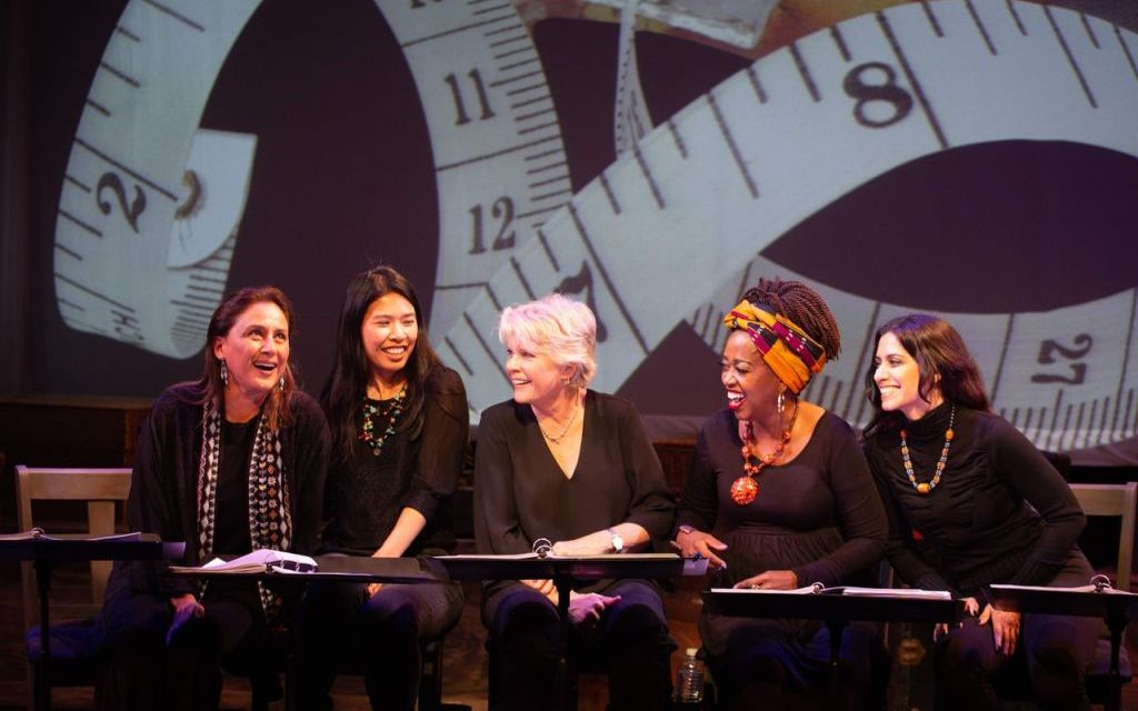 UNPACKING A MOVEMENT | <em>Women Beyond Borders</em> — the play, the art, the organization — comes to Ventura