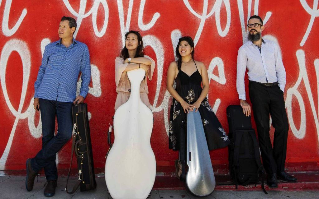 THE LANGUAGE OF STRINGS | Landmark String Quartet will translate a new kind of classical for Santa Paula audiences