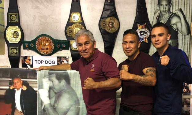 RARE BREED OF FIGHTERS |Five generations of boxersinSimi Valley with a murder for hire plot twist