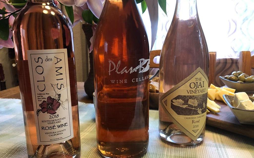 Rosé Revolution in Ventura County