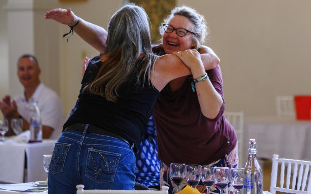 Palates put to the test during wine tasting competition