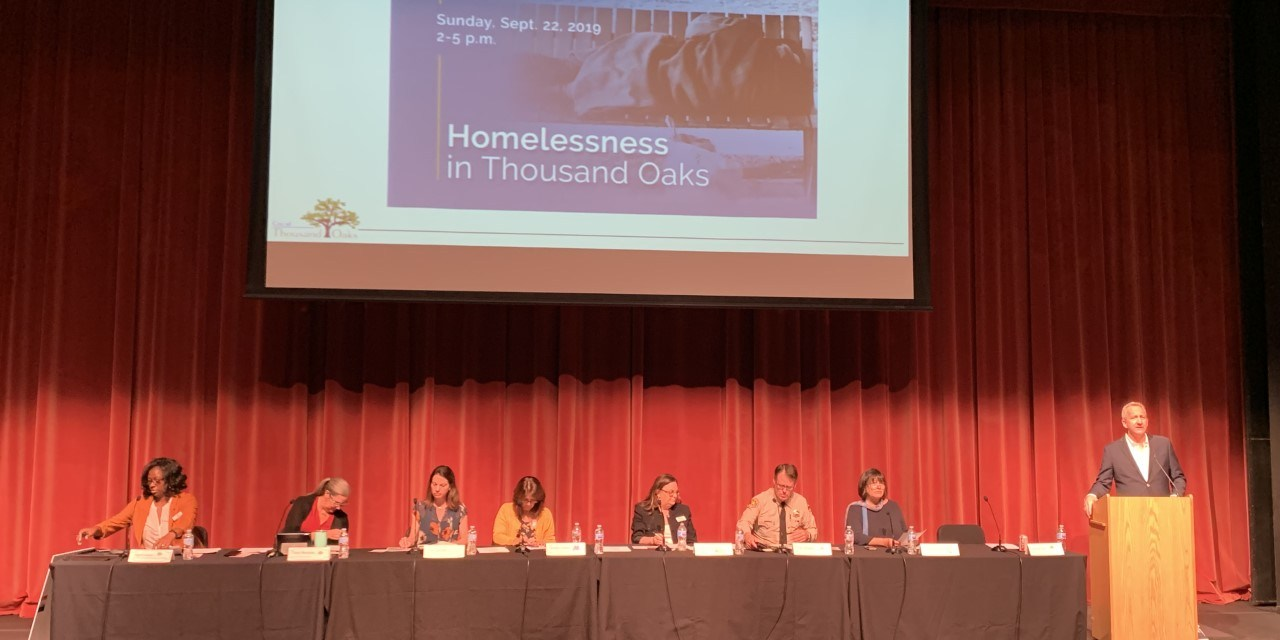 TACKLING HOMELESSNESS   Thousand Oaks leaders hold community panel