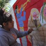BY THE COMMUNITY, FOR THE COMMUNITY | Mural project celebrates past, present and future of La Colonia