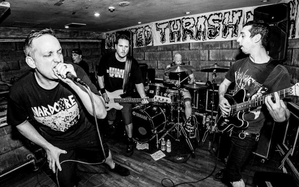 BIG IN JAPAN   Stalag 13 finds a thriving punk scene on its most recent tour