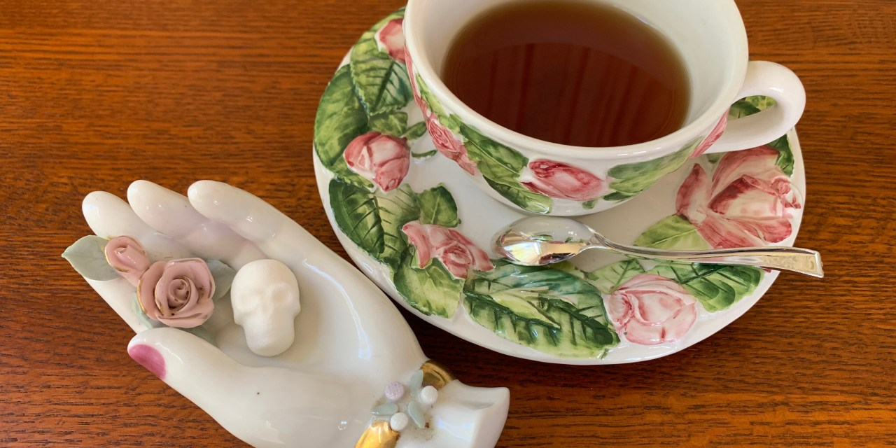 """""""LET'S TALK ABOUT DEATH"""" 