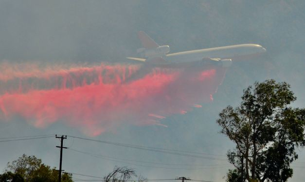 """""""24 HOURS OF CRITICAL FIRE WEATHER"""" 