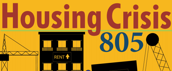 """HOUSING CRISIS 805"" 