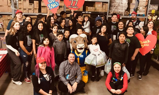 KINDNESS CORNER | Rams star sponsors Oxnard kids shopping spree