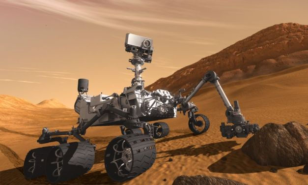 MARS TREK | NASA engineer Kobie Boykins discusses his career exploring the Red Planet