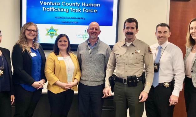 "COMBATING HUMAN TRAFFICKING | Ventura County a ""transit corridor for trafficking"""