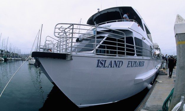 SOCIAL DISTANCING FROM THE CHANNEL ISLANDS | Island Packers suspends operations
