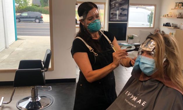 HAIRCUTS ALLOWED | State ok's reopening of hair salons