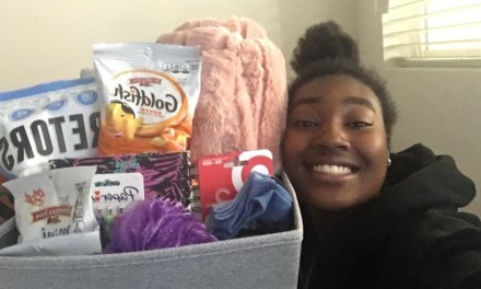 SPREADING JOY | Residents provide acts of kindness for graduates