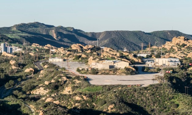FIRST STEP IN SANTA SUSANA CLEANUP | 10 buildings at nuclear site to be demolished