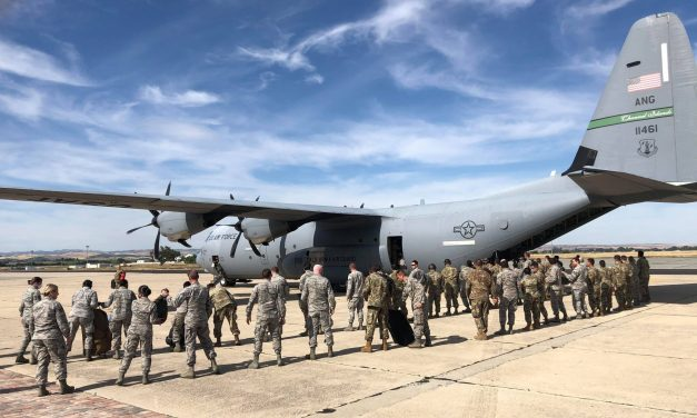 PLANET PORT HUENEME   146th Airlift Wing deployed to support cities