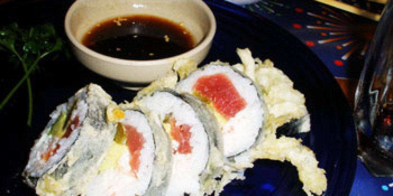 Seaward Sushi, small in size but big in flavor