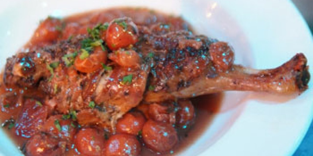 Riviera Bistro: Simple decadence with French flair