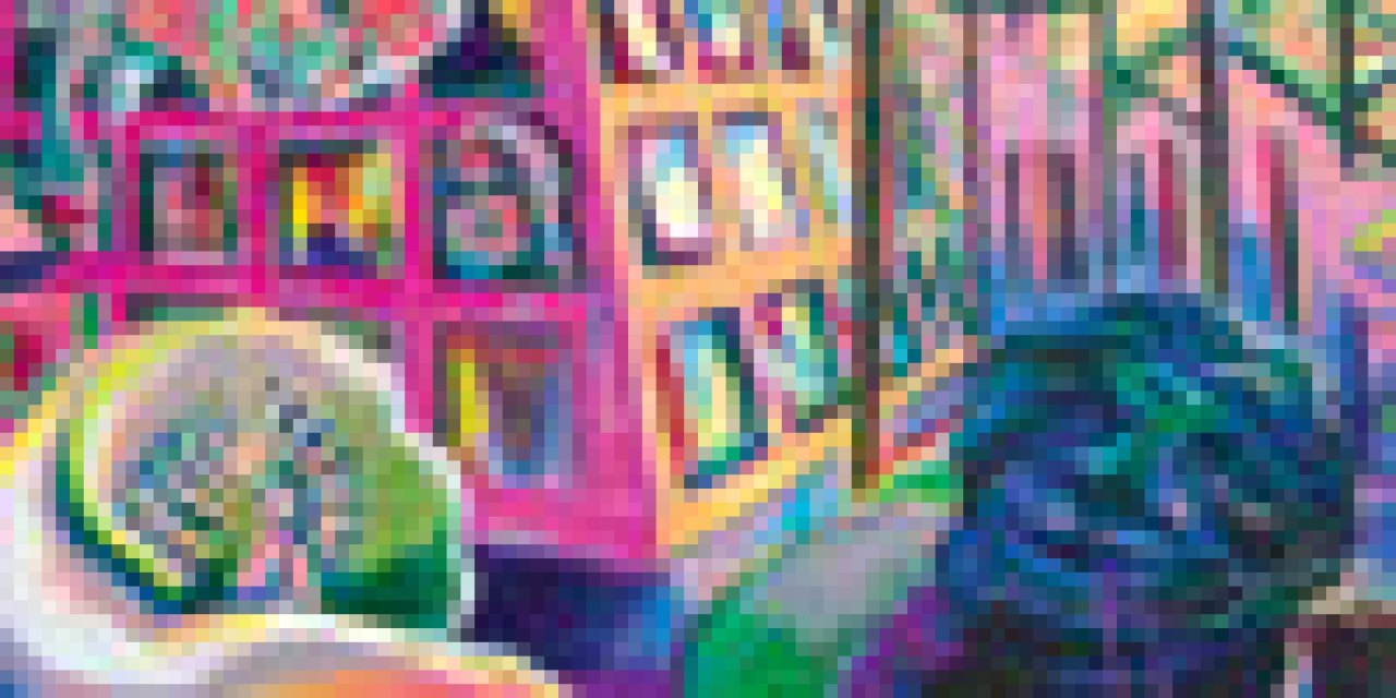 On the Spectrum: Art and Autism