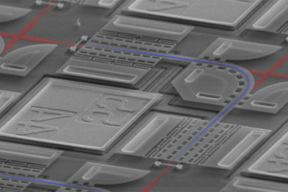 Largest. fastest array of microscopic 'traffic cops' for optical communications | Research UC Berkeley