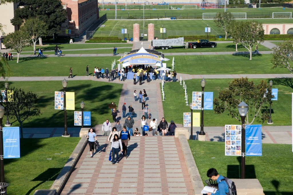Upholding Education: A Functional Look at the University Tour