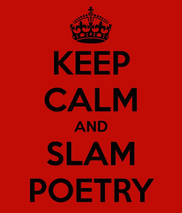Spring 2017 Poetry Slam