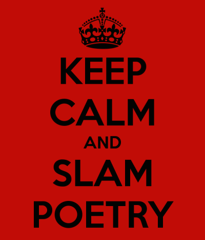 Spring 2018 POETRY SLAM CONTEST!!!