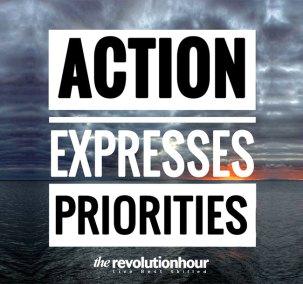 Action express priorities