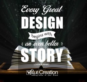 Every great design begins with an even better story