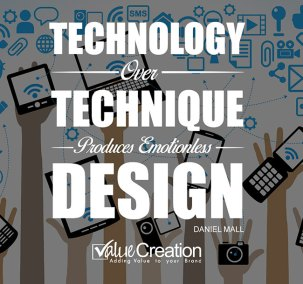 Technology-over-technique-produces-emotionless-design