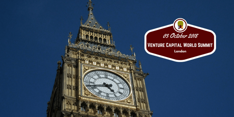 London 2018 Venture Capital World Summit