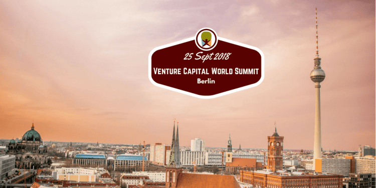 Berlin 2018 Venture Capital World Summit