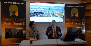 New York Venture Capital World Summit Elio Assuncao and Dan Upperco