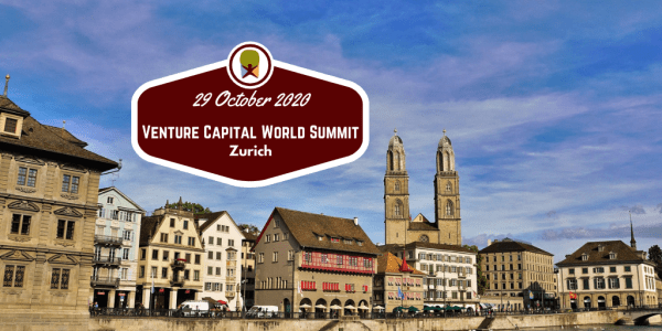 Zurich 2020 October Venture Capital World Summit