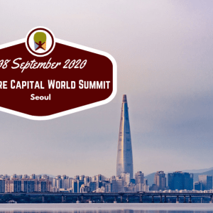 Seoul 2020 Venture Capital World Summit