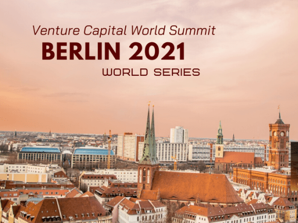 Berlin 2021 Ticket Venture Capital World Summit