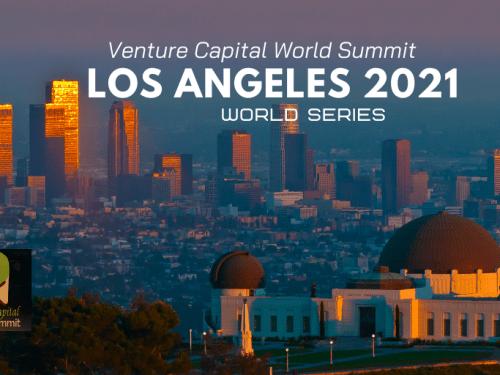 Los Angeles 2021 Ticket Venture Capital World Summit