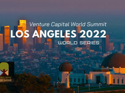 Los Angeles 2022 Ticket Venture Capital World Summit