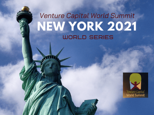 New York 2021 Ticket Venture Capital World Summit