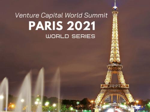 Paris 2021 Ticket Venture Capital World Summit