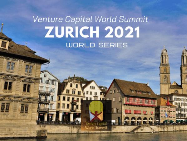 Zurich 2021 Ticket Venture Capital World Summit