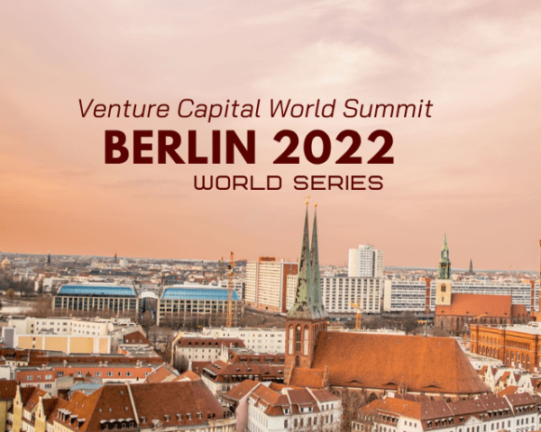 Berlin 2022 Ticket Venture Capital World Summit
