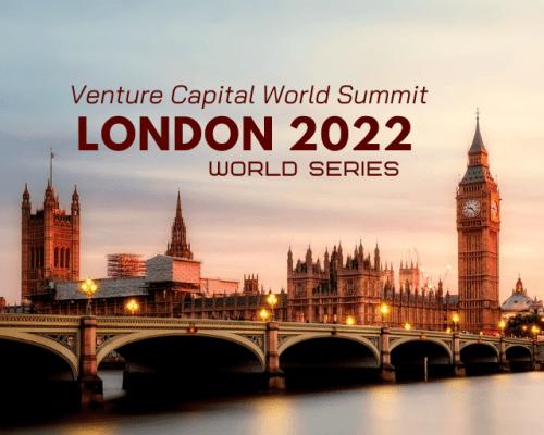 London 2022 Ticket Venture Capital World Summit
