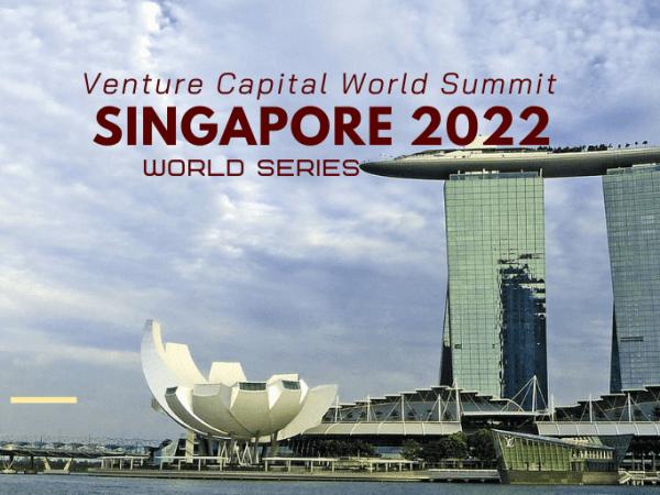 Singapore 2022 Ticket Venture Capital World Summit