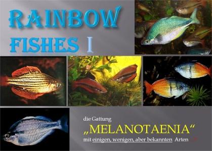Vortragseite 1 Rainbow Fishes