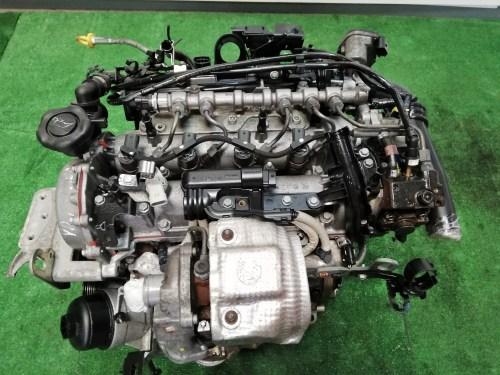 Opel motor usado