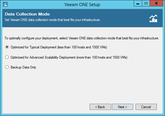 Veeam ONE step 13