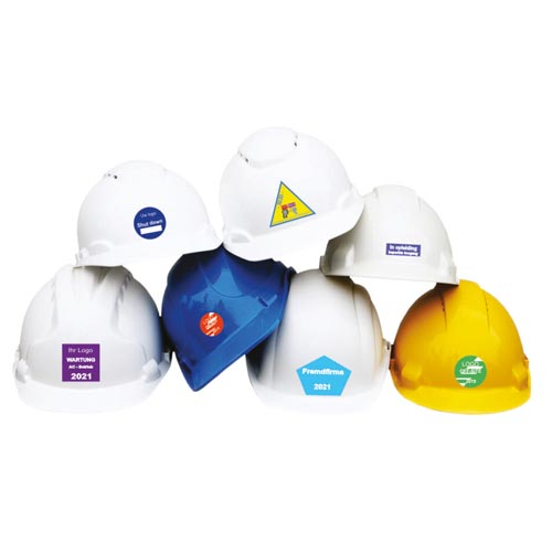 VDB-International helmstickers
